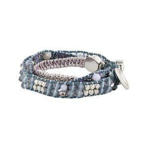 Chloe Isabel Waterlily Wrap bracelet